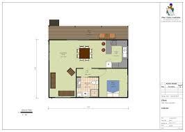 100 3 Bedroom Granny Flat 51 One Floor Plan One Floor