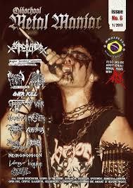 Oldschool Metal Maniac Magazine - Issue #6 By Oldschool Metal Maniac ...