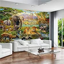 fototapete 3d effekt waldtiere tapete modern vlies riesiges bild wohnzimmer schlafzimmer jugendzimmer dekoration 200x150cm