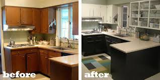 Easy Cheap Kitchen Makeovers Agreeable Small Old Vibrant Makeover Ideas Home Designing Inspiration