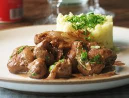 cuisiner les rognons de veau rognons de veau au porto une recette traditionnelle facile à