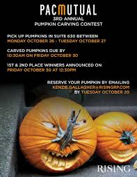 Pumpkin Contest Winners 2015 by Pacmutual 3rd Annual Pumpkin Carving Contest U2014 Pacmutual