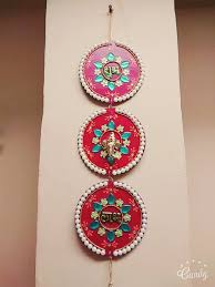 Wall Hanging From CD