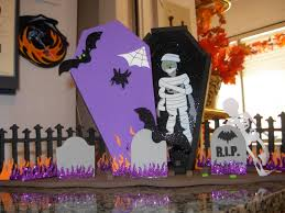 Halloween Scene Setters by Halloween Crafts The Big Scare