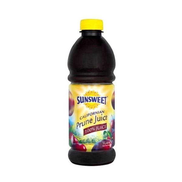 Sunsweet Californian Prune Juice - 1l