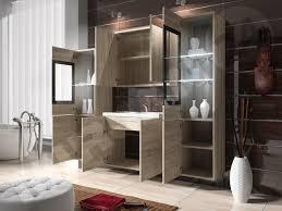 modernes badezimmer komplett waschtisch spiegelschrank