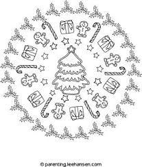 Christm Fabulous Christmas Mandalas Coloring Book