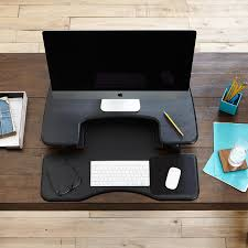 varidesk pro plus 30 standing desk desk top riser