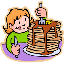 Svg Free Download Collection Of Pancake Breakfast High Clip Royalty Dinner Time Clipart