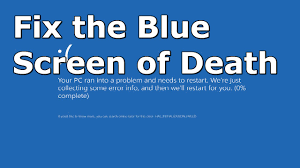 mode bureau windows 8 how to fix blue screen of on windows 8