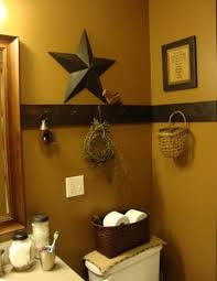 Diy Primitive Bathroom Ideas by Best 25 Country Bathroom Decorations Ideas On Pinterest Country