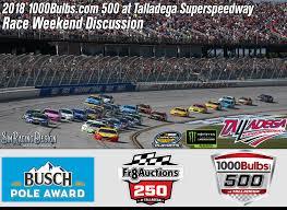100 Jayski Trucks 2018 1000Bulbscom 500 At Talladega Superspeedway Race Weekend