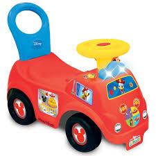 100 Mickey Mouse Fire Truck Amazoncom Kiddieland Light N Sound Activity Engine