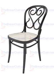 Thonet Bentwood Chair Cane Seat by Michael Thonet 04 Era Chair With Cane Seat