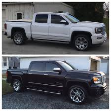 My Old 2014 Sierra Denali And My Current 2017 Sierra Denali. I Love ... Dirt To Date Is This Customized 2014 Gmc Sierra An Answer Ford Used 1500 Denali 4x4 Truck For Sale In Pauls Valley Charting The Changes Trend Exterior And Interior Walkaround 2013 La 62l 4x4 Test Review Car Driver 4wd Crew Cab Longterm Arrival Motor Slt Ebay Motors Blog The Allnew Awardwning Motorlogy Gmc Best Image Gallery 917 Share Download Named Wards 10 Best Interiors By Side Motion On With