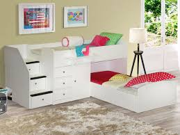 L Shaped Low Bunk Beds 6 Low Bunk Beds With Storage For Low