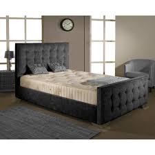 Wayfair Upholstered Bed by Deja Upholstered Bed Frame Wayfair Uk Bedroom Pinterest