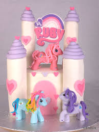 My Little Pony Cakes – Decoration Ideas