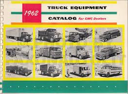 100 Dealers Truck Equipment 1962 GMC Special Catalog GMC Amazoncom Books
