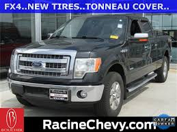 Pre-Owned 2013 Ford F-150 FX4 4D SuperCrew In The Milwaukee Area ... Used Cars Trucks In Maumee Oh Toledo For Sale Full Review Of The 2013 Ford F150 King Ranch Ecoboost 4x4 Txgarage Xlt Nicholasville Ky Lexington Preowned 4d Supercrew Milwaukee Area Extended Cab Crete 6c2078j Sid Truck Wichita U569141 Overview Cargurus Xl Supercab Pickup Truck Item Db5150 Sold For Warner Robins Ga 4x2 65 Ft Box At Southern Trust Auto Standard Bed Janesville Bx4087a1 Crew Pickup Norman Dfb19897