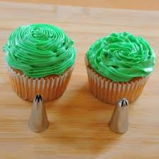 Cake Decorating Tip Star Differences