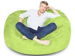 10 Best Bean Bag Chairs For Adults | Outdoor Furniture ... Top 10 Bean Bag Chairs For Adults Of 2019 Video Review 2pc Chair Cover Without Filling Beanbag For Adult Kids 30x35 01 Jaxx Nimbus Spandex Adultsfniture Rec Family Rooms And More Large Hot Pink 315x354 Couch Sofa Only Indoor Lazy Lounger No Filler Details About Footrest Ebay Uk Waterproof Inoutdoor Gamer Seat Sizes Comfybean Organic Cotton Oversized Solid Mint Green 8 In True Nesloth 100120cm Soft Pros Cons Cool Desain