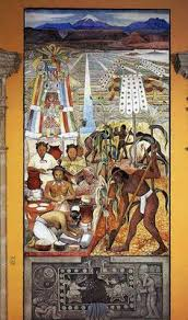 Diego Rivera Rockefeller Center Mural Controversy by Diego Rivera Detail Of Man At The Crossroads Fresco At Palacio