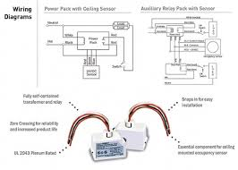 Ceiling Mounted Vacancy Sensor Wiring Diagram by Energy Management Solutions From Eurotec Ltd Electricalnet