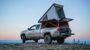 100 Pickup Truck Tent Camper The Lightweight PopTop Revolution GearJunkie