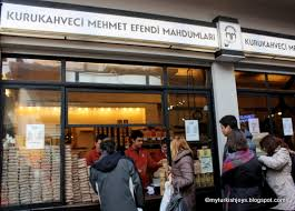 If You Know Turkish Coffee Then The Global Brand Of Kurukaveci Mehmet Efendi However Might Not That Shops Beans Are Roasted