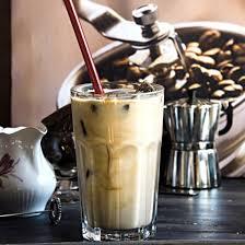 Vanilla Iced Mocha Coffee Cubes