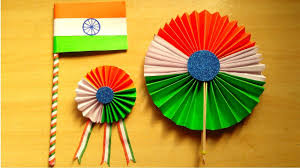 DIY 3 Easy Republic Day Craft