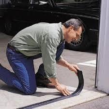 Garage Door Service Replacing your rubber seal