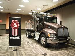 100 Kenworth Truck Company Displayed Their T370 Heavyhauling
