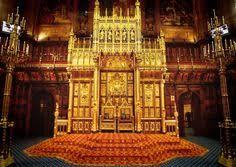 King Edwards Chair by Throne King Edwards Thrones Pinterest Westminster Abbey