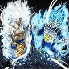 Goku MUL Vegeta PR