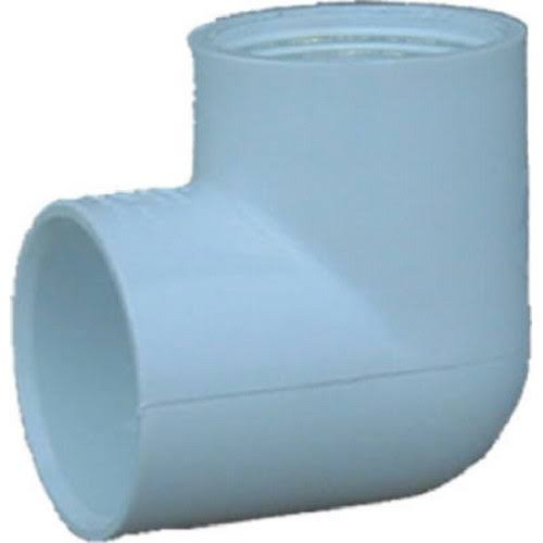 Genova Products Pvc Elbow - 90 Degrees