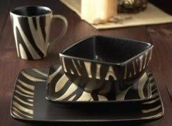 Zebra Theme Kitchen Decor And Accessories