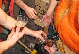 Smashed Pumpkin Beer Recipe by Serious Beer The Best Pumpkin Ales Serious Eats