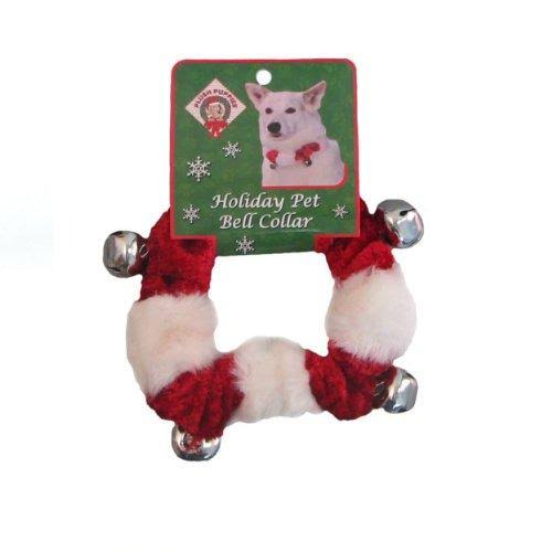 Outward Hound Holiday Bell Collar - Medium
