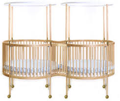 Home Improvement Products Guide Round Twin Cribs