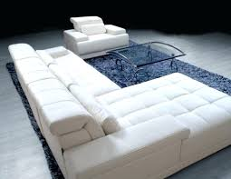 Berkline Leather Sleeper Sofa by White Leather Sofa With Chaise U2013 Lenspay Me