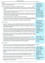 Example Of Good Resume Australia Plus Sample To Prepare Remarkable Best Template 2017