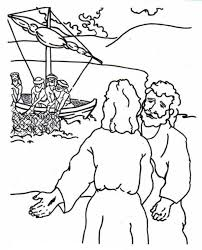 Similar Colouring Pages Fishers Of Men IsaiahSanctifiedLips People Worship King Nebuchadnezzar