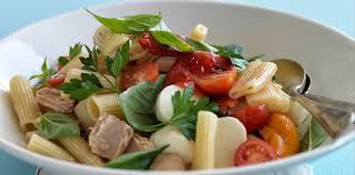recette de pate au thon salade de pâtes au thon facile et pas cher recette sur cuisine