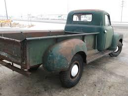 100 1953 Chevy Truck For Sale Pickup 3800 Model Rare 9 Foot Box Original Farm