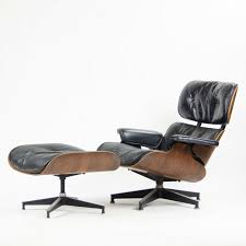 Details About 1960's Herman Miller Eames Lounge Chair & Ottoman Rosewood  670 671 Black Leather Parts 2 X Eames Replacement Lounge Chair Black Rubber Shock Mounts Design Classic Stories The And Ottoman Eames Miller Chair Shock Mounts Futuempireco Herman Miller Nero Leather Santos Palisander Blackpolished Base New Dimeions Selection Sold Filter Spare Part Finder For All Replacement Parts You Need Vitra Armchair Pallisander Shell Repair Other Plywood Lounges Paired