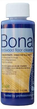 bona hardwood floor cleaner concentrate 4 oz pro series