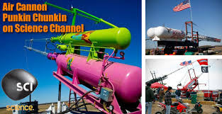 Pumpkin Chunkin Trebuchet World Record by Punkin Chunkin On Tv Tomorrow U2014 Air Cannons Aim For A Mile Daily
