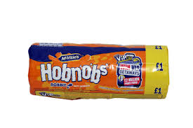 Mcvities Hob Nob Choco Cream